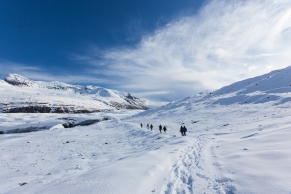 Iceland glacier tour Blue Ice Experience