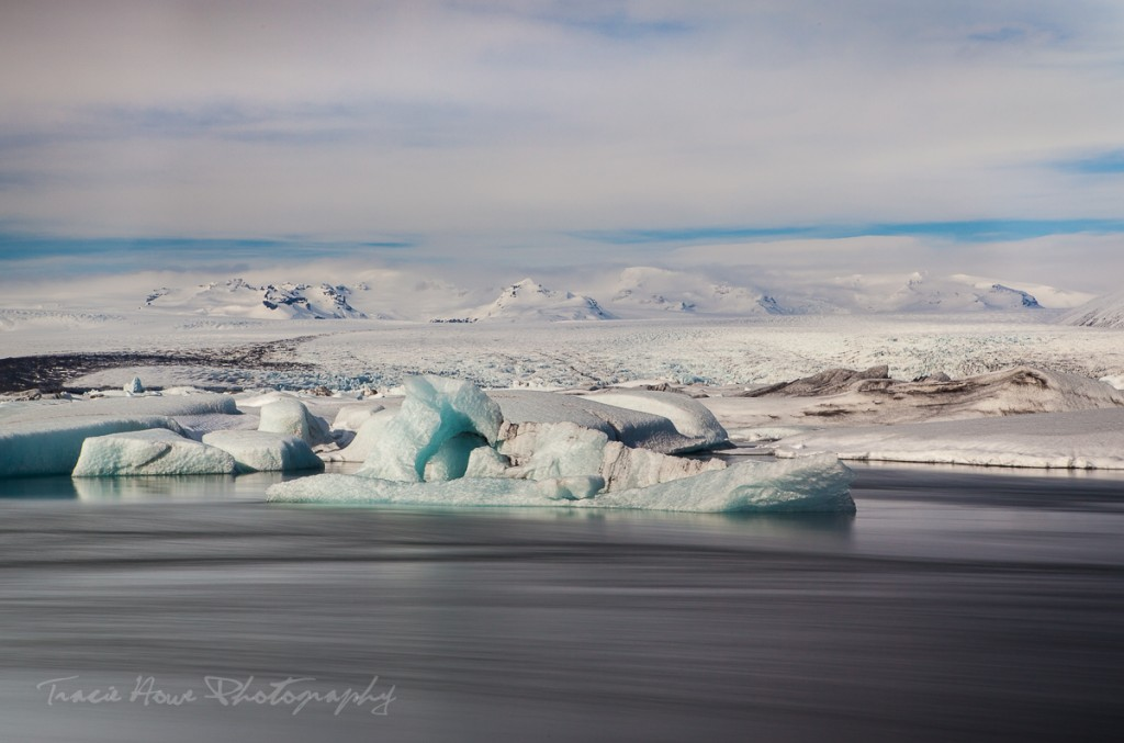 Jokulsarlon lagoon photo