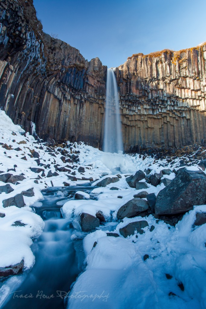 Svartifoss Iceland hike