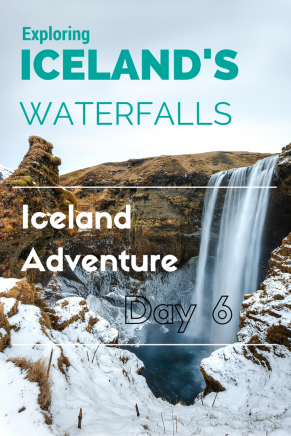 Exploring Iceland's waterfalls - Iceland Adventure - Day 6 | Tracie Travels