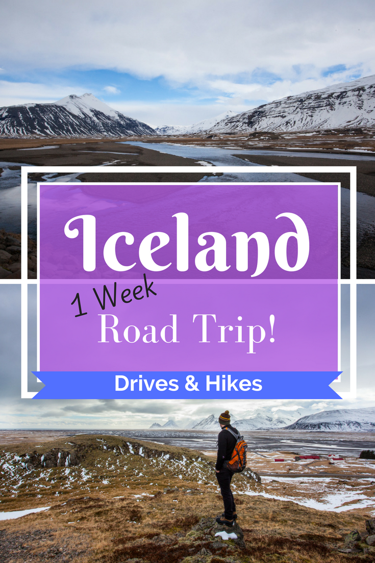 Iceland Road Trip Adventure - driving, hiking, and medicine | Day 4 - Tracie Travels