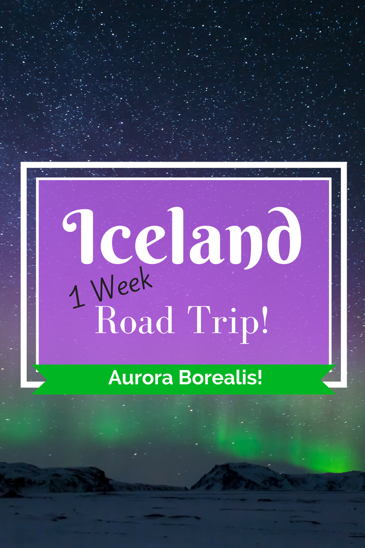 Iceland Road Trip Adventure - Photographing the Northern Lights | Day 5 - Tracie Travels