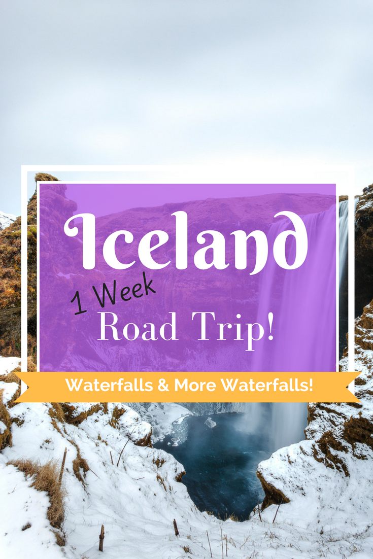 Iceland Road Trip Adventure - Iceland's incredible waterfalls | Day 6 - Tracie Travels