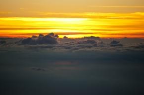 Mt. Haleakala sunrise