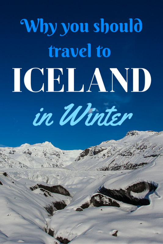 Why you should travel to Iceland in Winter