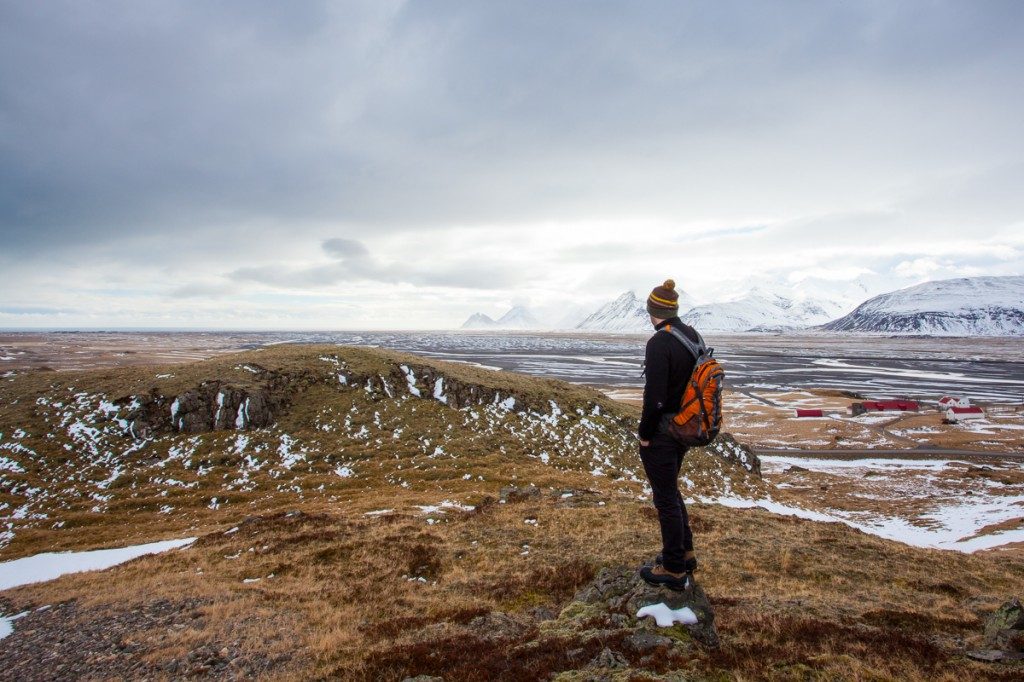 Solo Traveler in Iceland