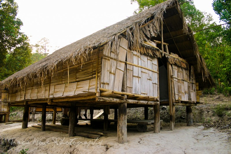 Chiang Mai trek hut