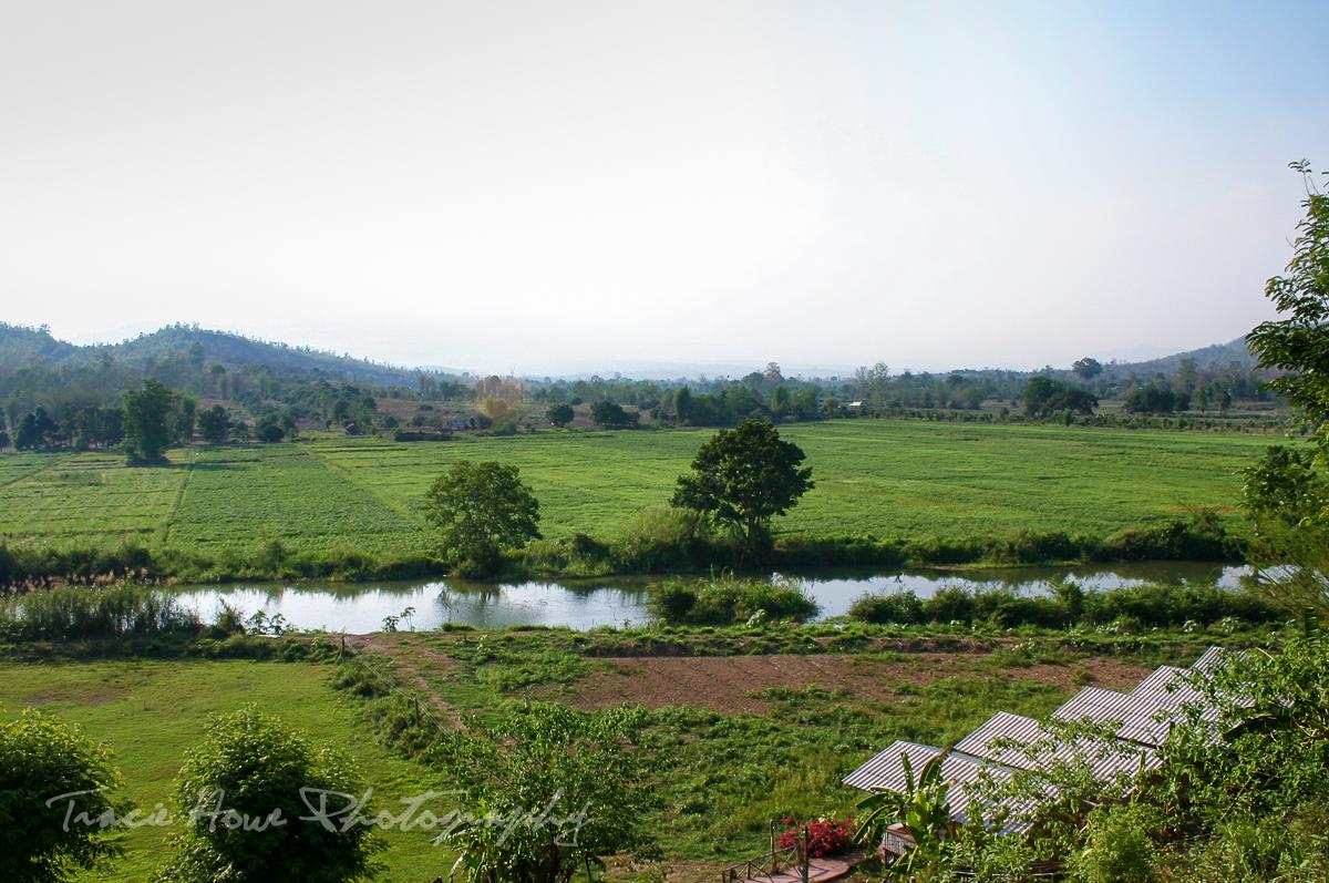 View near Pai Thailand