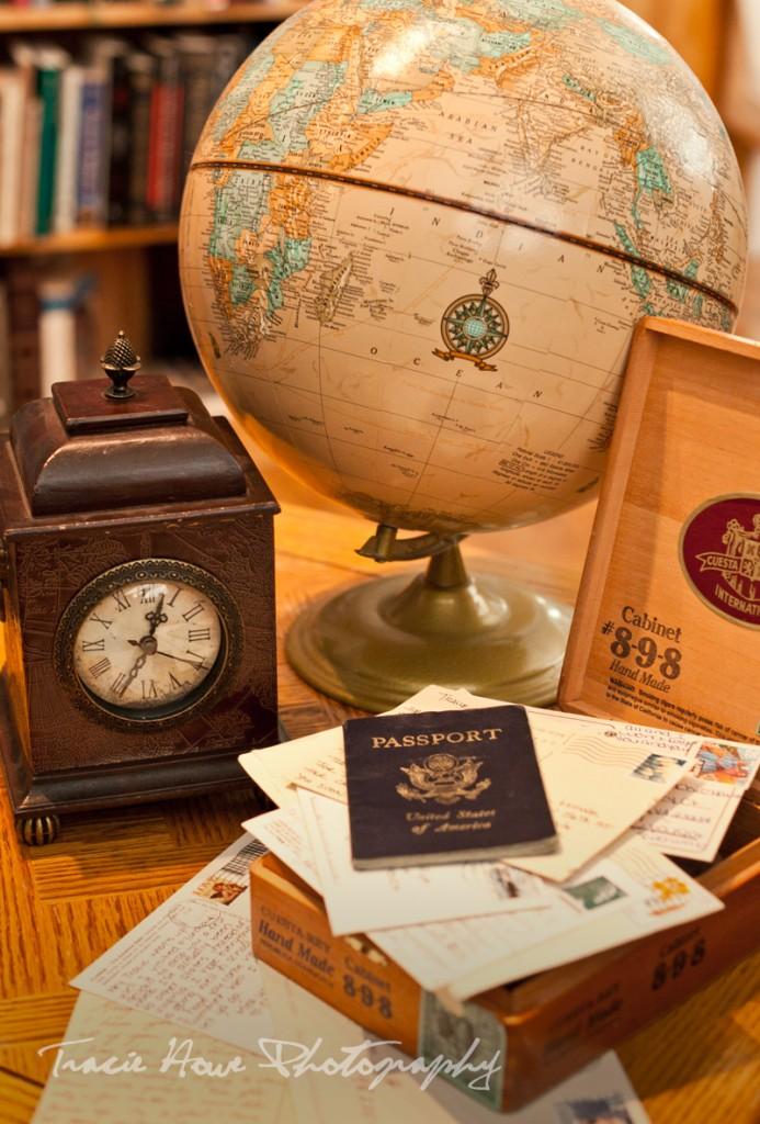 travel planning process