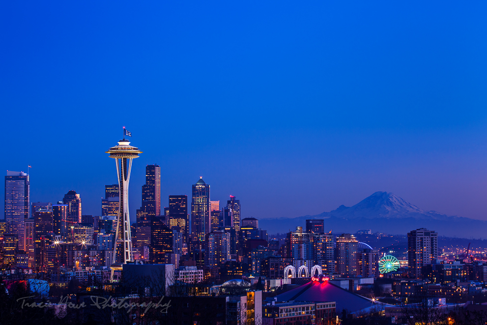 Seattle landscape photographer