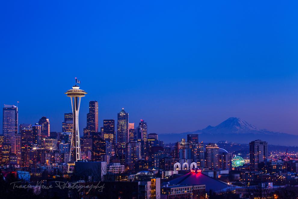 Seattle landscape photographer