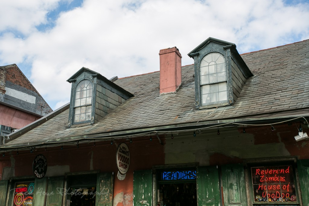 Haunted History Tours French Quarter