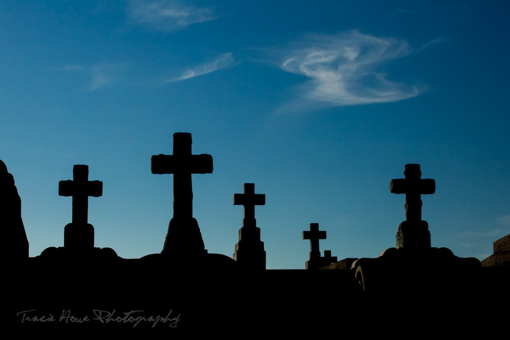 Greenwood Cemetery in New Orleans