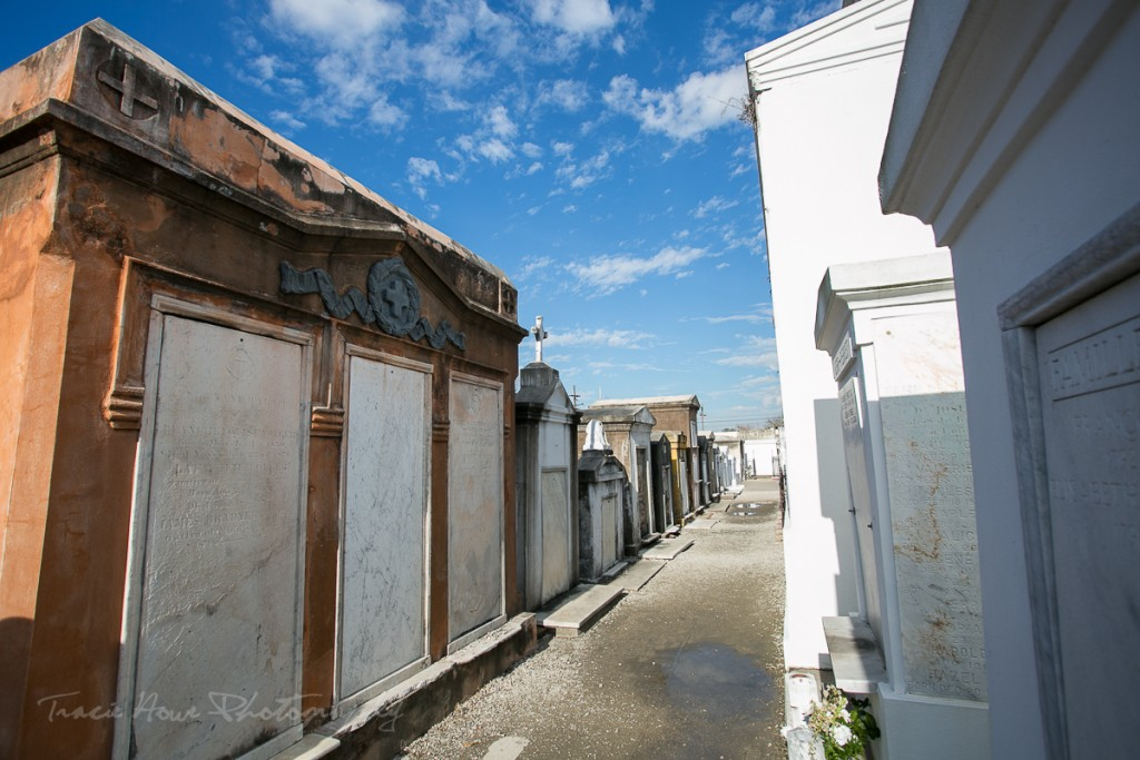 visiting cemeteries in New Orleans