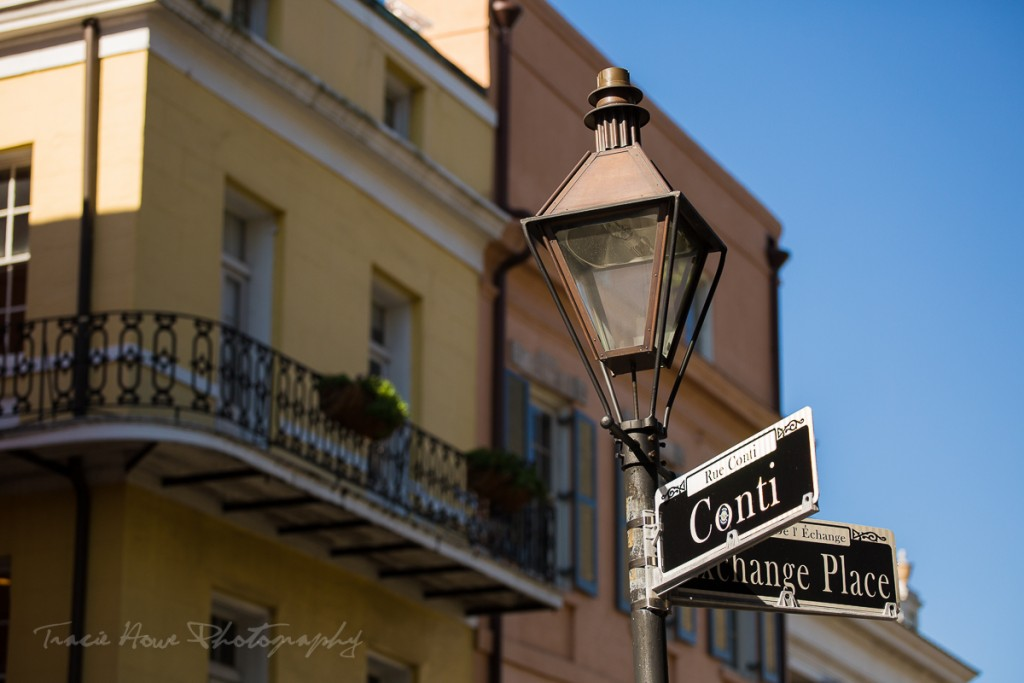 one day to visit New Orleans