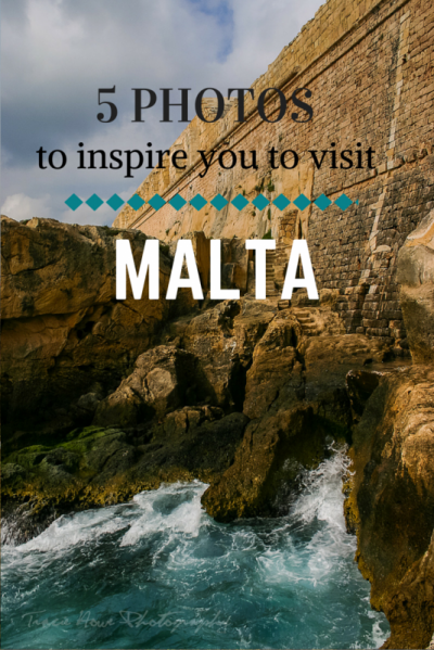 5 photos to inspire you to visit Malta