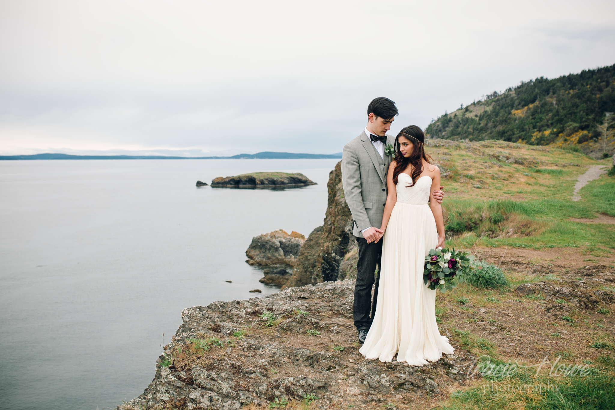 Deception Pass elopement