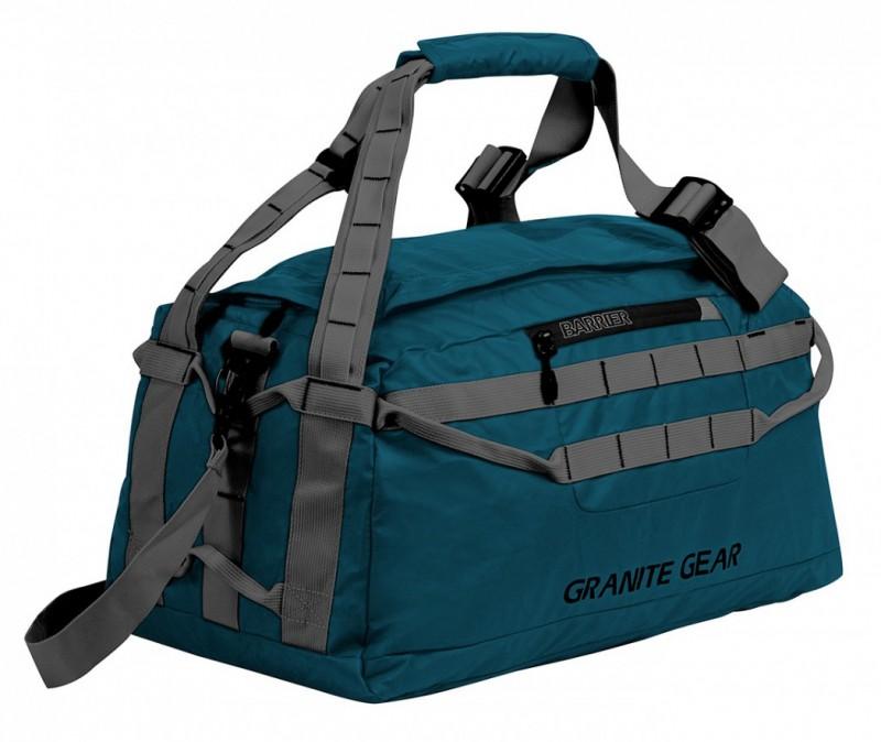 Granite Gear packable duffel review