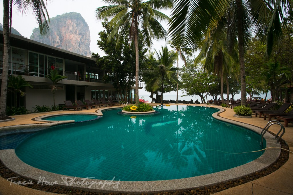 Sand Sea Resort Railay Beach