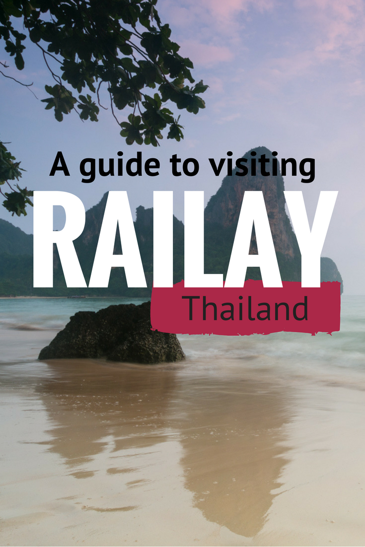 A guide to visiting Railay in Krabi, Thailand | Tracie Travels
