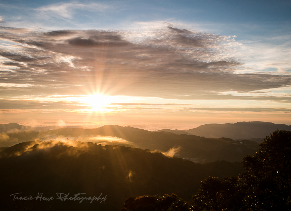 Cameron Highlands sunrise photo