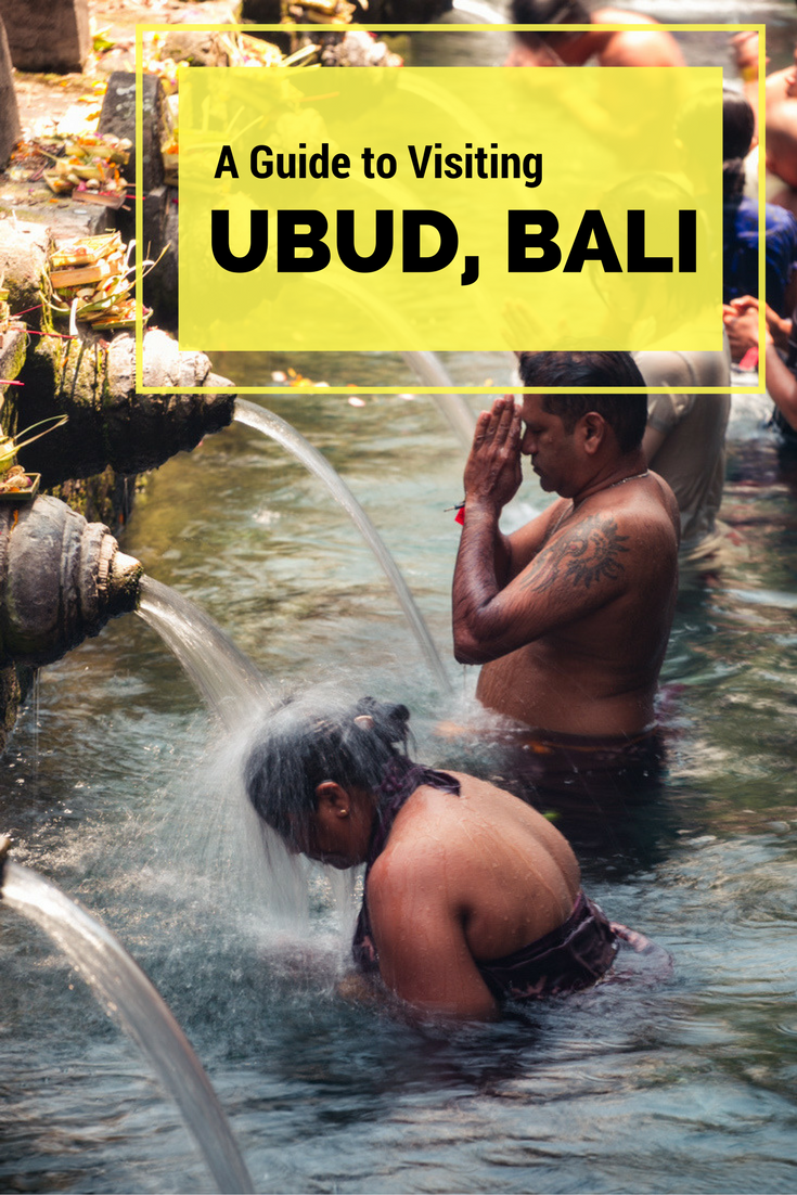 Seeking my Ubud in Bali, Indonesia | Tracie Travels >>> A guide to visiting Ubud in Bali, a place that I eventually came to love