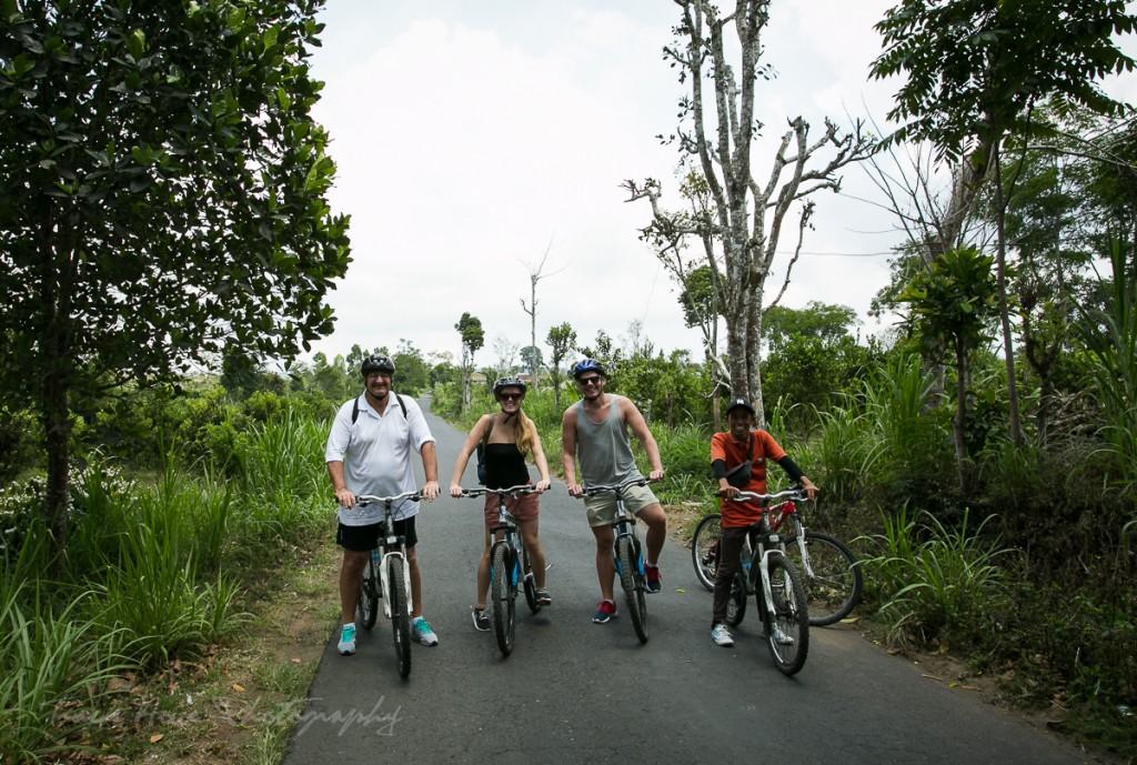 Our biking team, minus me of course.