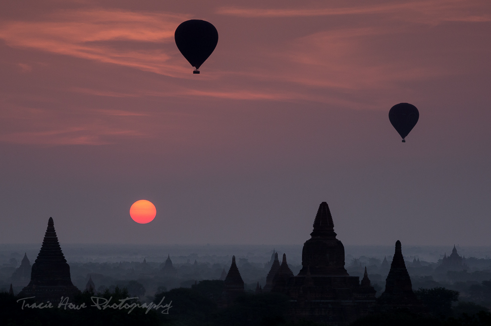 Bagan temple sunrise-1
