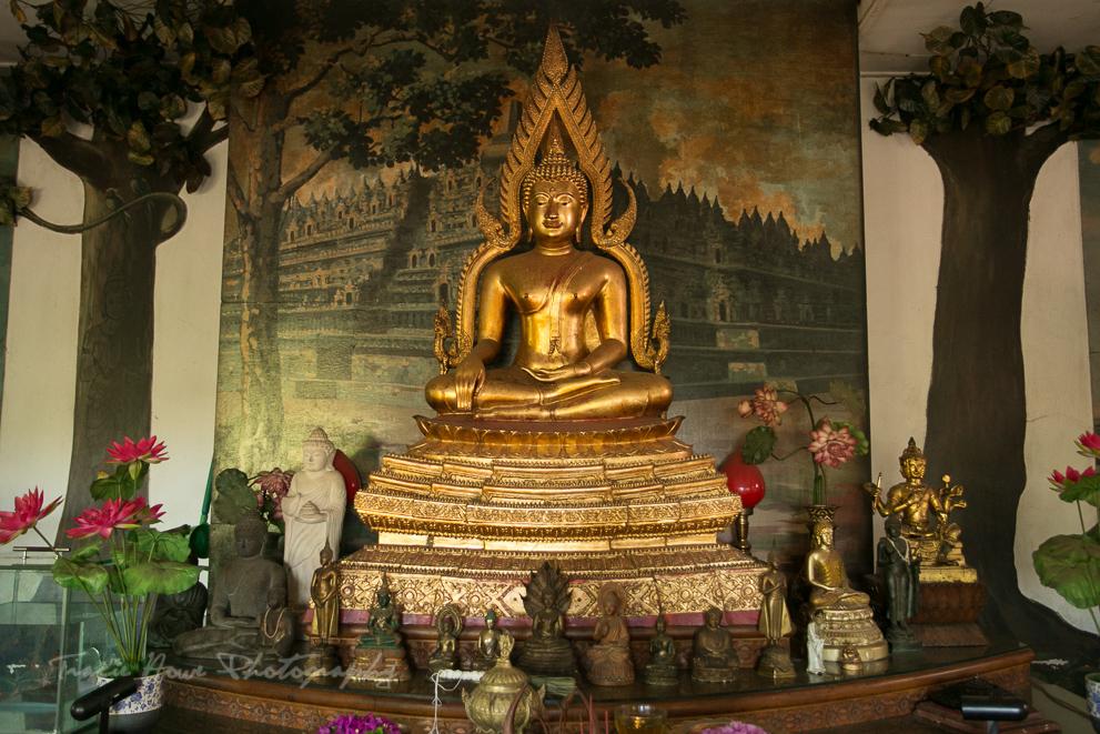 Bali Bhuddist temple Lovina