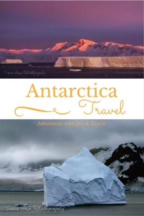 Antarctica travel adventure | Tracie Travels
