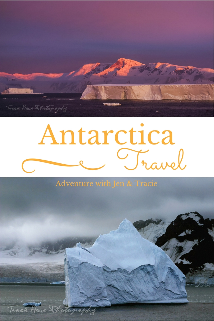 Antarctica travel adventure | Tracie Travels