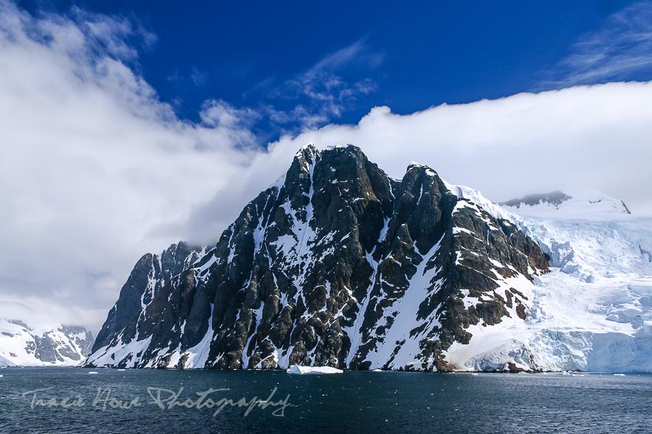 travel in Antarctica