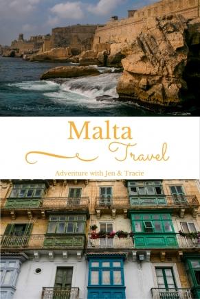Malta Travel - Tracie Travels