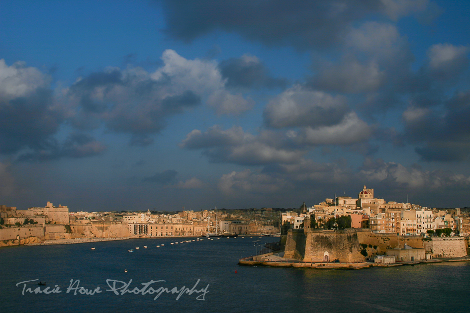 Valletta, Malta coastline