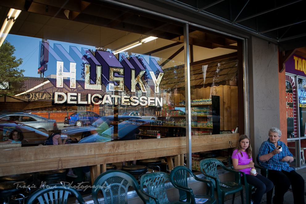 Husky Deli West Seattle