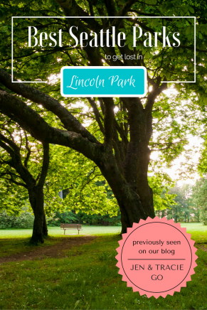 Best Seattle parks - Lincoln Park