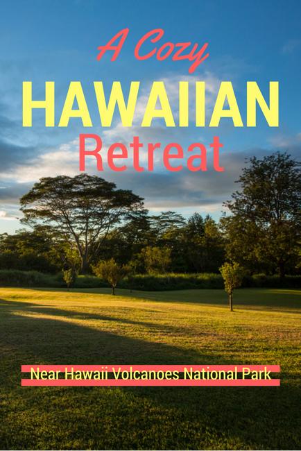 Hawaii Glamping Hub cabin on the Big Island