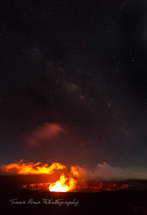 how to see lava on the Big Island of Hawaii