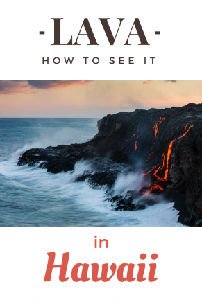 How to see lava on Hawai'i island right now