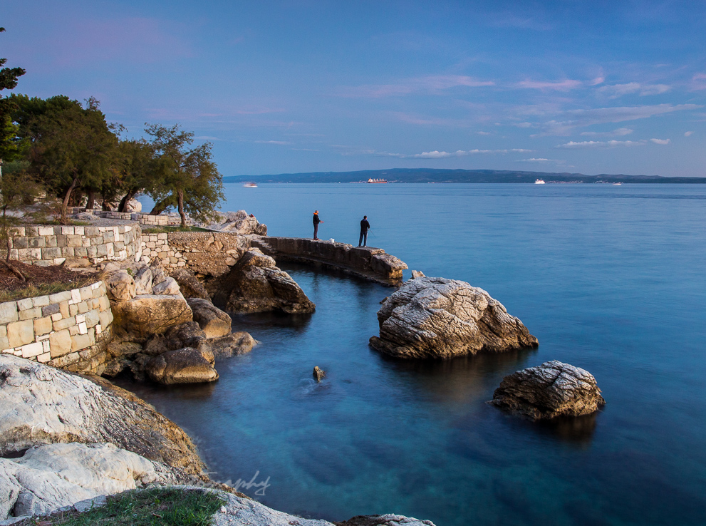 Croatia coast Split