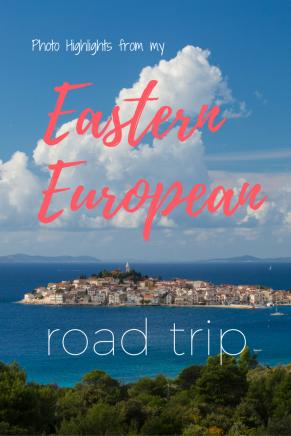 Eastern European road trip photo highlights