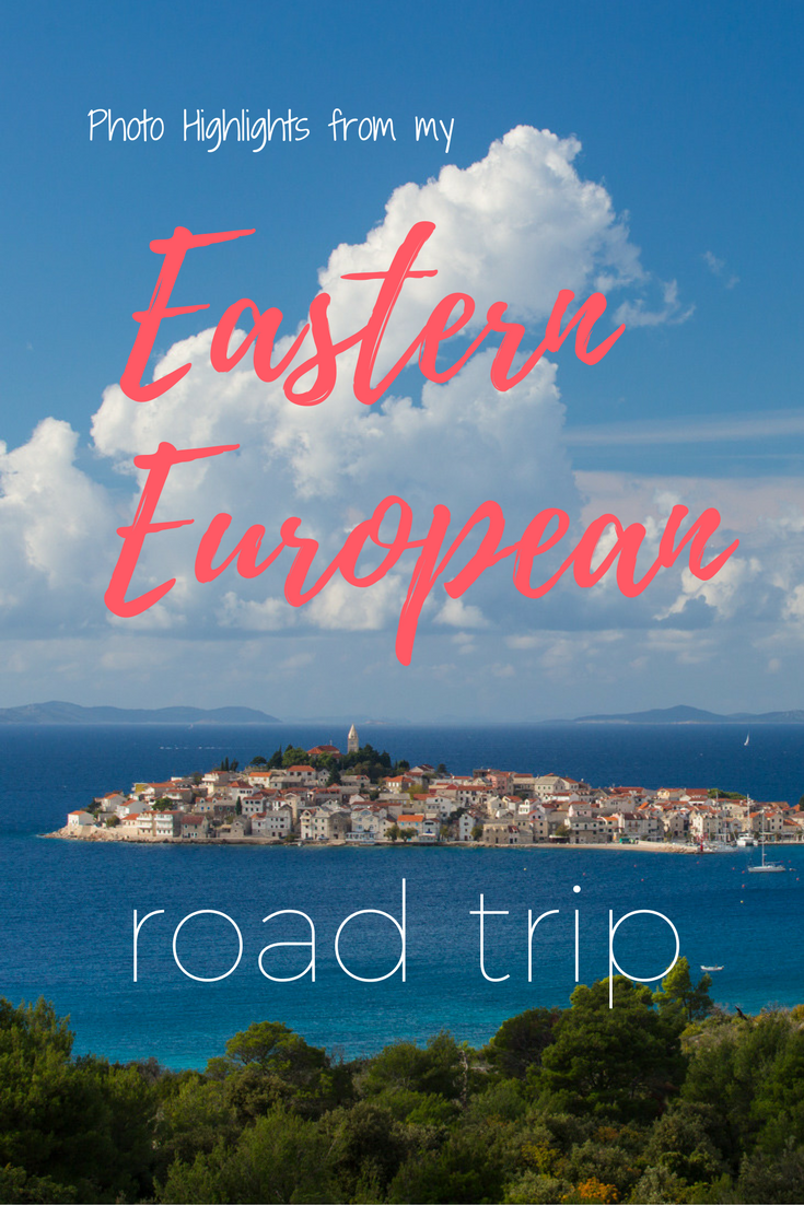 Eastern European road trip photo highlights