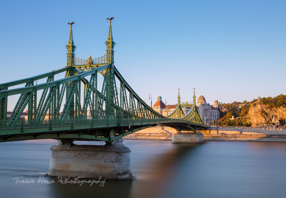 the best of Budapest - Liberty Bridge
