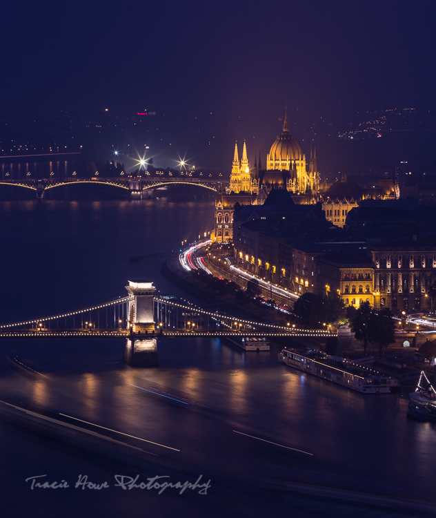 Budapest night photo tour