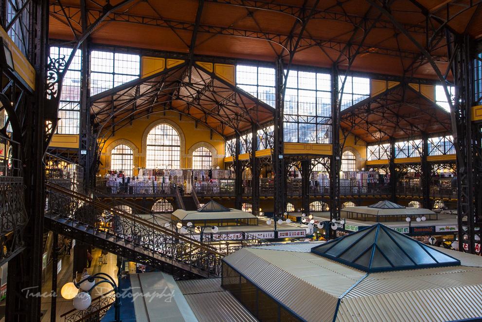 Budapest Central Market