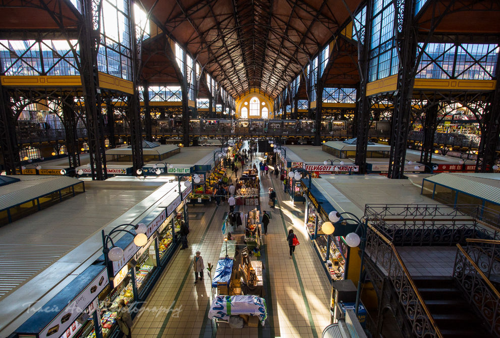 the best of Budapest - Budapest Central Market