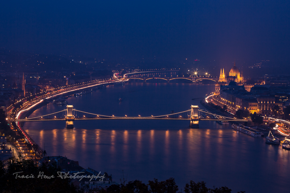 the best of Budapest - Budapest city view at night