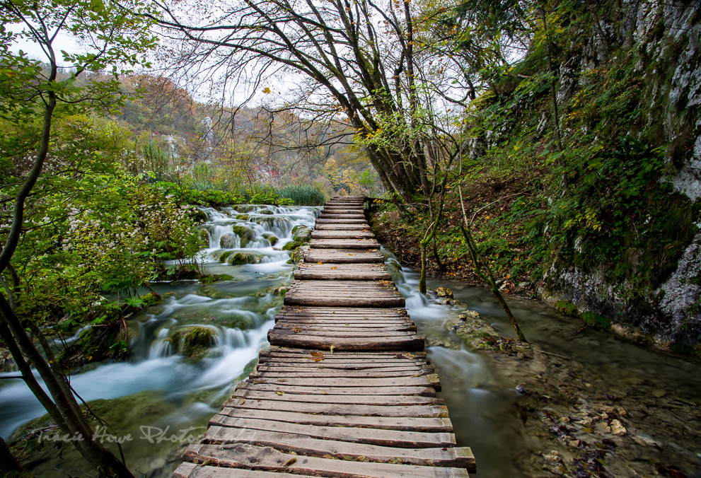 Plitvice Lakes National Park photography tips
