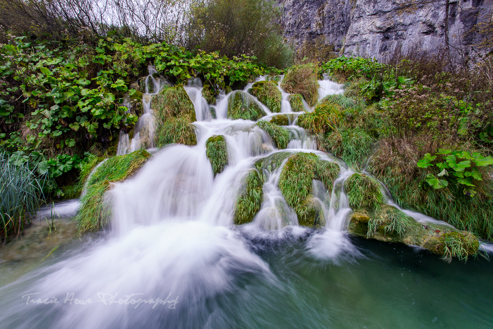 a guide to photographing Plitvice Lakes National Park