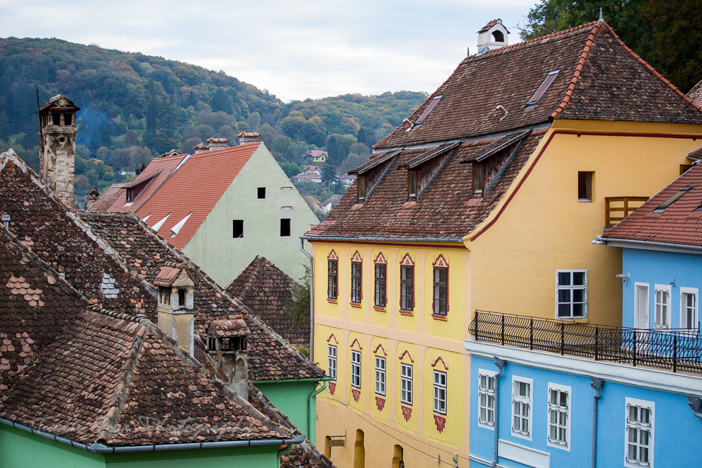 Sighisoara - best photo spots in Romania